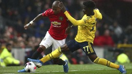 5 Fakta Menarik Usai MU vs Arsenal Imbang