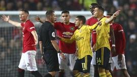 Asisten Wasit Nyaris Bikin Arsenal Kalah dari MU