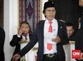Jokowi Doakan Kesembuhan Adian Napitulu dari Serangan Jantung