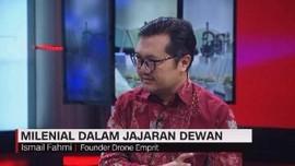 VIDEO: Ismail Fahmi, Milenial Dalam Jajaran Dewan