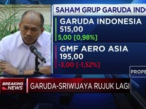 Garuda - Sriwijaya Rujuk Kembali