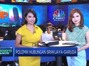 Maskapai Garuda Indonesia - Sriwijaya Air Kembali Rujuk