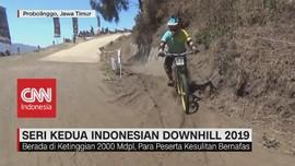 VIDEO: Seri Kedua Indonesian Downhill 2019