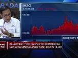 BPS : Terjadi Deflasi 0,27% Pada Bulan September 2019
