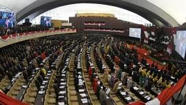DPR Resmi Tetapkan Anggota 11 Komisi Periode 2019-2024