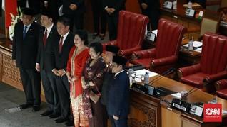 Besaran Gaji Anggota DPR 2019-2024