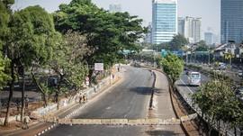 Daftar Ruas Jalan yang Ditutup Saat Pelantikan Jokowi-Ma'ruf