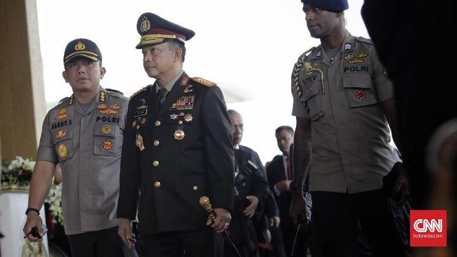 Kapolri Sebut Papua Aman Jika Semua Anggota KNPB Ditangkap