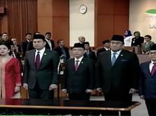 Catat! Ini Dia Janji Sumpah Puan Dkk Sebagai Pimpinan DPR