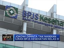 Ini Respons Jokowi Soal Iuran BPJS Kesehatan Kelas III
