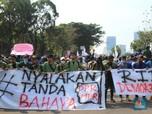 Media Asing Masih Soroti Seks Sebagai Tuntutan Demo Mahasiswa