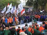 Mahasiswa Beri Tenggat Jokowi Terbitkan Perppu KPK 14 Oktober