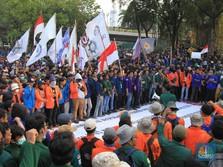 Fix Nih? UU KPK Anyar Berlaku Besok, Mahasiswa Demo!