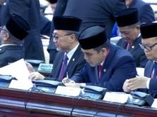 Ketua MPR RI Dipilih Secara Mufakat, Dilantik Pukul 19.00 WIB