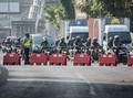 Rekayasa Lalu Lintas di Sekitar DPR saat Pelantikan Jokowi