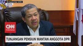 VIDEO: Ini Besaran Tunjangan Pensiun Mantan Anggota DPR