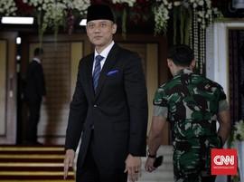 AHY Mengaku Tak Dapat Tawaran Wamen dari Jokowi