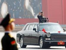 Jarang Terlihat Saat Corona Merajalela, Ke Mana Xi Jinping?