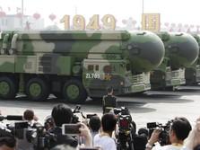 Awas Perang, China Disebut Punya 300 Hulu Ledak Nuklir