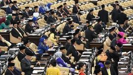 136 Anggota DPD 2019-2024 Resmi Dilantik