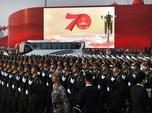 Parade Militer Peringati Hari Kemerdekaan China ke-70