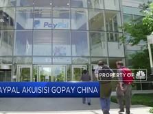 Paypal Akuisisi Gopay China