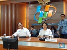 Naik Tipis, 1,56 Juta Turis Asing Sambangi RI di Agustus 2019