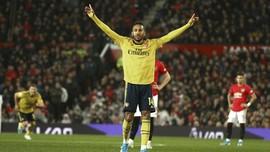 Ban Kapten Xhaka Dicopot, Aubameyang Pemimpin Baru Arsenal