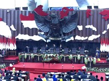 Utak-atik Pimpinan MPR 2019-2024, Siapa Saja Mereka?