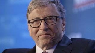 Ungguli Jeff Bezos, Bill Gates Jadi Orang Terkaya di Dunia