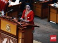 Ketua DPR Puan Maharani Usai Dilantik: Kita Tak Antikritik