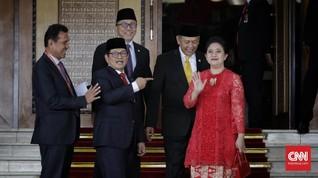 Puan Maharani Resmi Jadi Ketua DPR