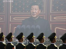 Xi Jinping Sebut China Siap Perang, Warning ke AS?