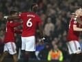 FOTO: MU Catat Rekor Terburuk di Liga Inggris