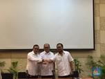 Garuda Terima Rujuk, GMF Layani Lagi Sriwijaya & NAM Air