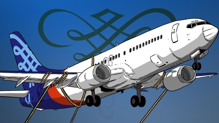 Infografis: Prahaara Sriwijaya Air