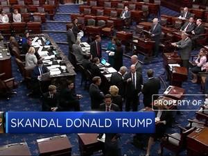 Penyelidikan Skandal Trump Dimulai