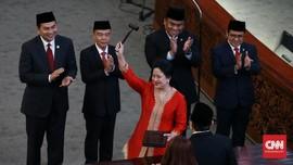 Puan Maharani Bagi-bagi Tugas 4 Wakil Ketua DPR RI