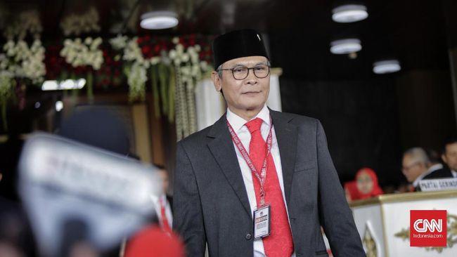 Johan Budi Sebut Suap Wahyu Setiawan Modus Baru 'Mainan' KPU