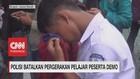 VIDEO: Pelajar Pendemo Menangis Saat Dijemput Orang Tua
