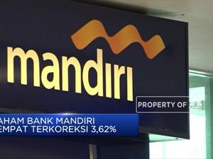 Saham Bank BUMN Kompak Berguguran
