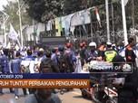 Demo Buruh di DPR hingga Resesi AS Kian Nyata