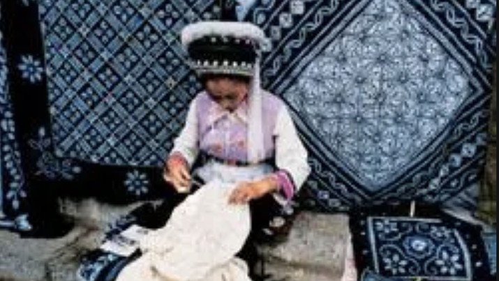 Bukan Cuma RI Batik Juga Milik China, Kok Bisa?