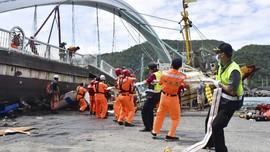 WNI Korban Jembatan Ambruk di Taiwan Sadar Dari Koma