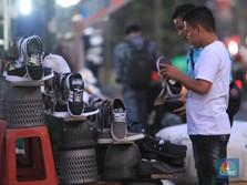 Mengintip Banjir Sepatu KW Impor Vietnam