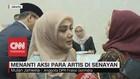 VIDEO: Menanti Aksi Para Artis di Senayan