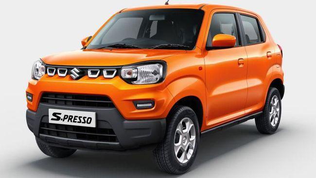 Suzuki Jual Mobil Teringan, Lebih Murah dari Skutik 250 Cc