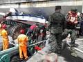 Seluruh WNI Korban Jembatan Ambruk di Taiwan Dapat Santunan