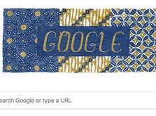 Peringati Hari Batik Nasional, Google Doodle Lakukan Ini