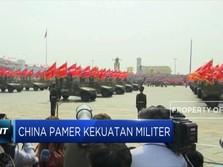 AS Sebut China Pamer Kekuatan Militer